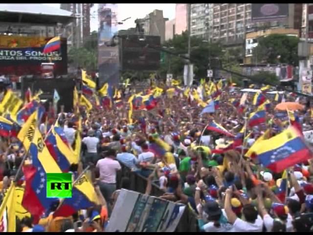 Президентские выборы определят будущее Венесуэлы