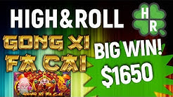 Play Gong Xi Fa Cai Slot Machine Online (IGT) Free Bonus Game
