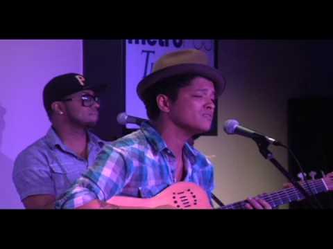 B.O.B ft. Bruno Mars Nothing On You Remix