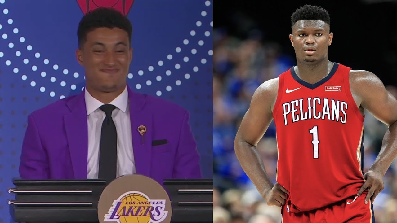 With A Little Lottery Luck, The Lakers Are A Draft Pick Closer To An Anthony Davis Trade