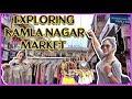 EXPLORING KAMLA NAGAR MARKET, Delhi  | ThatQuirkyMiss