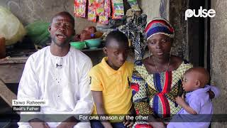 Download Video The Blind Boy That Makes Music With Empty Plastic Bottles | Pulse TV MP3 3GP MP4