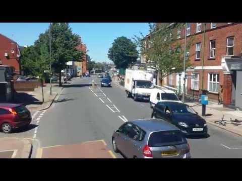Notorious  Garret Lane from Tooting Broadway (Samsung S4 Camera)