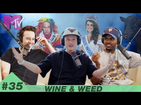 Wine & Weed With Rob Dyrdek!