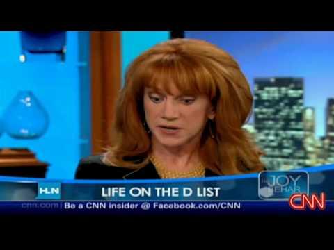 The Joy Behar Show: Kathy Griffin Talks about Life on The D-List