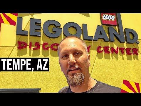 Legoland Discovery Center, Tempe, AZ | Things To Do With Kids In Phoenix, Arizona