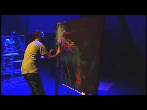 Worship Painting Prophetic Art