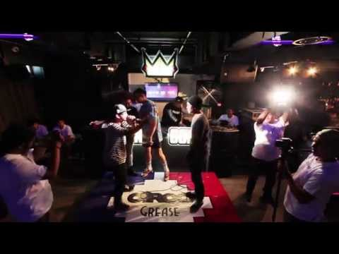RAP GOD Chapter 2 , NIN LO HITZ vs RPS : Rahboy vs Darkzone