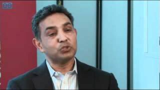 Future of PC Tablets | Sanjay Jha, Motorola CEO