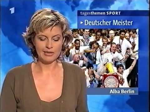 ARD Tagesthemen So. 8.6.2003