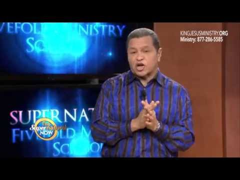 Supernatural Fivefold Ministry School - Module 9 - Special Program (J69)