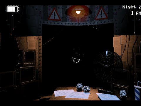 Fnaf 2 Shadow Freddy Jumpscare Youtube
