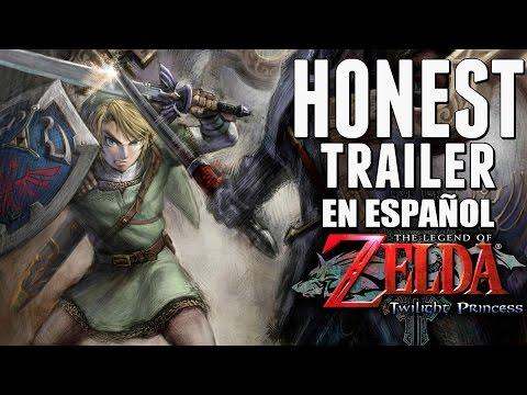 THE LEGEND OF ZELDA: TWILIGHT PRINCESS (Honest Game Trailers)