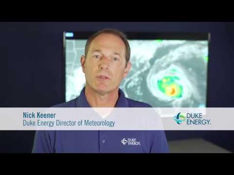 Duke Energy Meteorologist Update