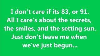 91 - Lucy Spraggan - Lyrics