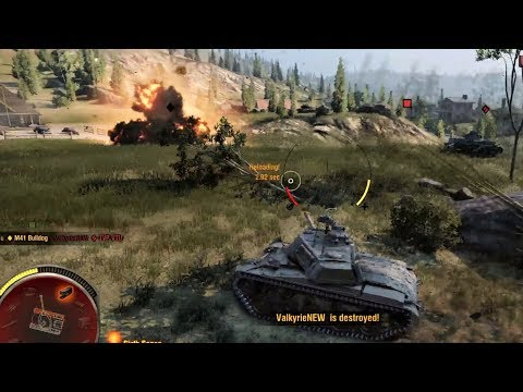 World of Tanks Console: Some Nice Scoutruns 4
