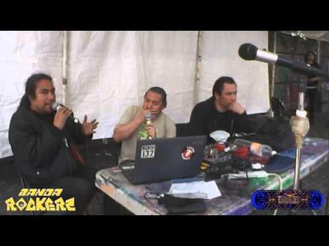 """BANDA ROCKERA NOTICIAS: """"Radio Zapote"""" desde el Corredor Cultural del Tianguis del Chopo."""