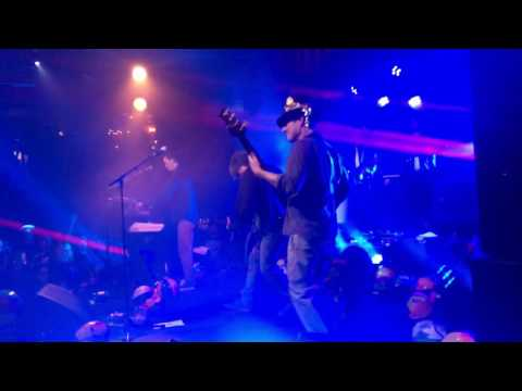 Stick Figure & Alific- Under Arrest live
