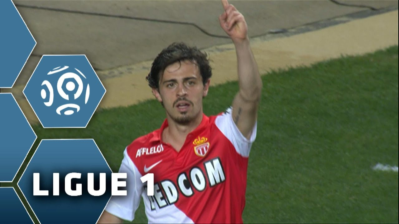 But Bernardo SILVA 45 AS Monaco FC Metz 2 0 MON FCM