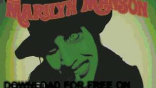 marilyn manson - scabs, guns and peanut butter - Smells Like
