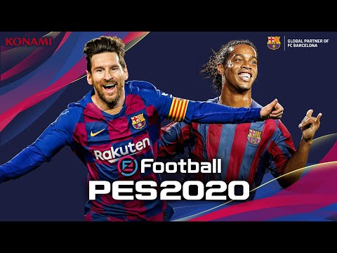 PES 2020 Official PS4 Version Android No Time Limit