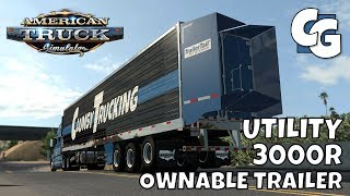 ATS 1 32 - Utility 3000R/4000D-X Owned Trailer [Q&A] by Clumsy