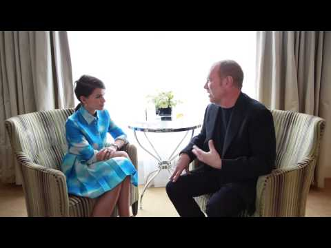 In Conversation: Michael and Miroslava Duma