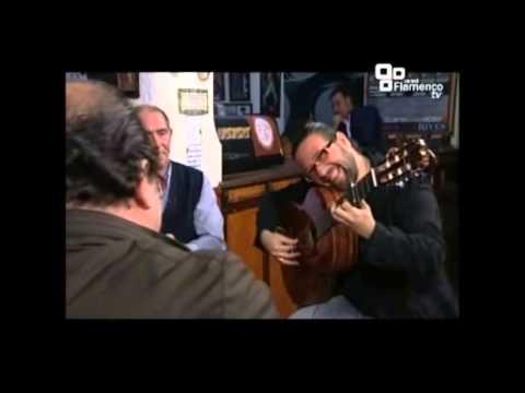 José Méndez al cante. José Gálvez al toque - Bulerías por Soleá