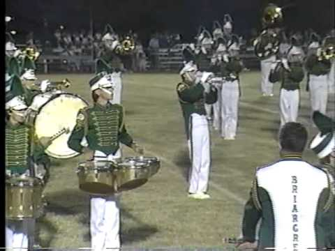1988 Briarcrest Band at Music City Invitational Finals