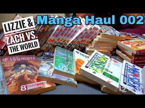 Manga Hunt 002 (Feat. Lizzie & Zach)