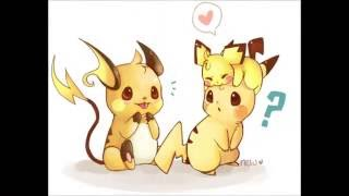Repeat youtube video Pichu Pikachu Raichu - 60+ Images - Pokémon Tribute