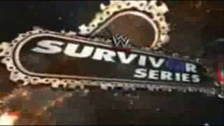WWE Survivor Series 2007 Opening