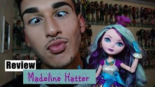 Wonderland Review #1 - Madeline Hatter ( Ever after high - PT/BR)