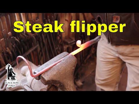 Steak flipper - Countdown to Christmas