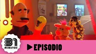 31 minutos - Episodio 3*03 - La liga del mal