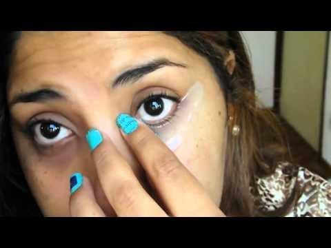 Как убрать темные круги под глазами?
