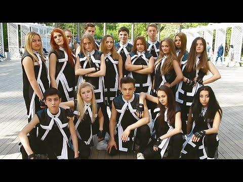 Видео: 11FAM - Непохожие  школа танца TODES Преображенка