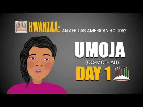 Kwanzaa (Famous Black Inventor) Christmas Cartoons for Children (Educational Videos for Students)