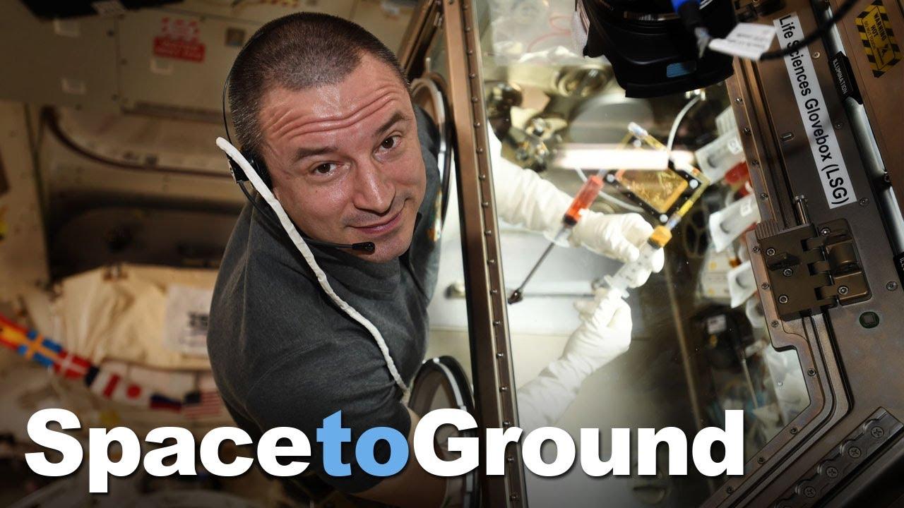 Space to Ground: Investigating Bone Loss: 02/28/2020 - NASA Johnson