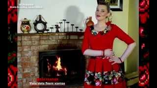 Iulia Glavan - Viata viata floare scumpa [ Video Oficial ] 2015