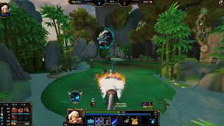 THE ABSOLUTE MOST AWESOME CHIRON GAMEPLAY EVER EVER Ft. Dave - SMITE Duel