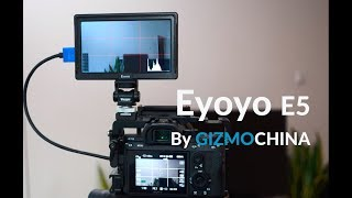 Eyoyo E5 Review - The Best Budget Camera Monitor 2018!
