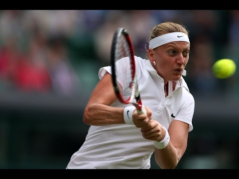 2014 Day 5 Highlights, Petra Kvitova vs Venus Williams, Third Round