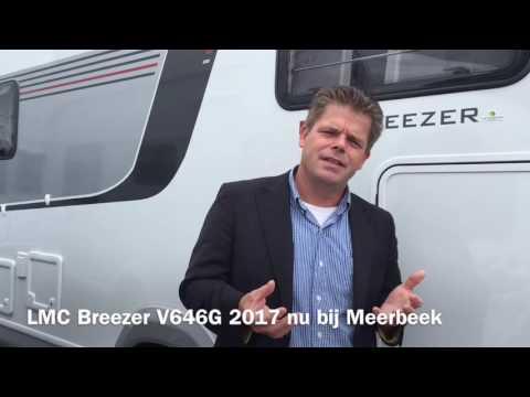Review LMC Breezer V 646 G 2017 te koop Hymer Meerbeek Caravans & Campers Doetinchem