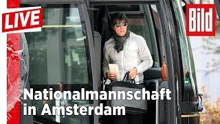 Nationalmannschaft in Amsterdam – So reagiert Löw auf Ballacks Abrechnung