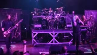 Vimic (Joey Jordison) - Fail Me (My Temple) LIVE San Antonio TX. 12 / 30 / 16