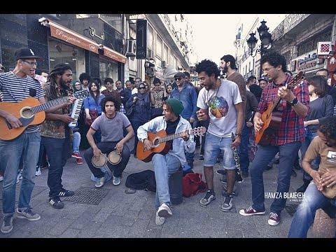 Street Art Revolution ( TUNISIA ) ثورة فن الشارع
