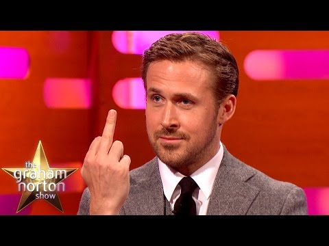 Ryan Gosling Doesn't Want to Watch His Dancing Videos - The Graham Norton Show