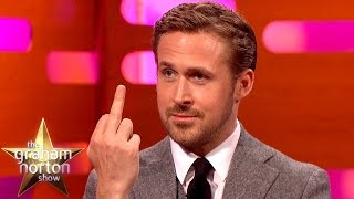 Ryan Gosling Doesn't Want to Watch His Dancing Videos - The Graham Norton Show thumbnail