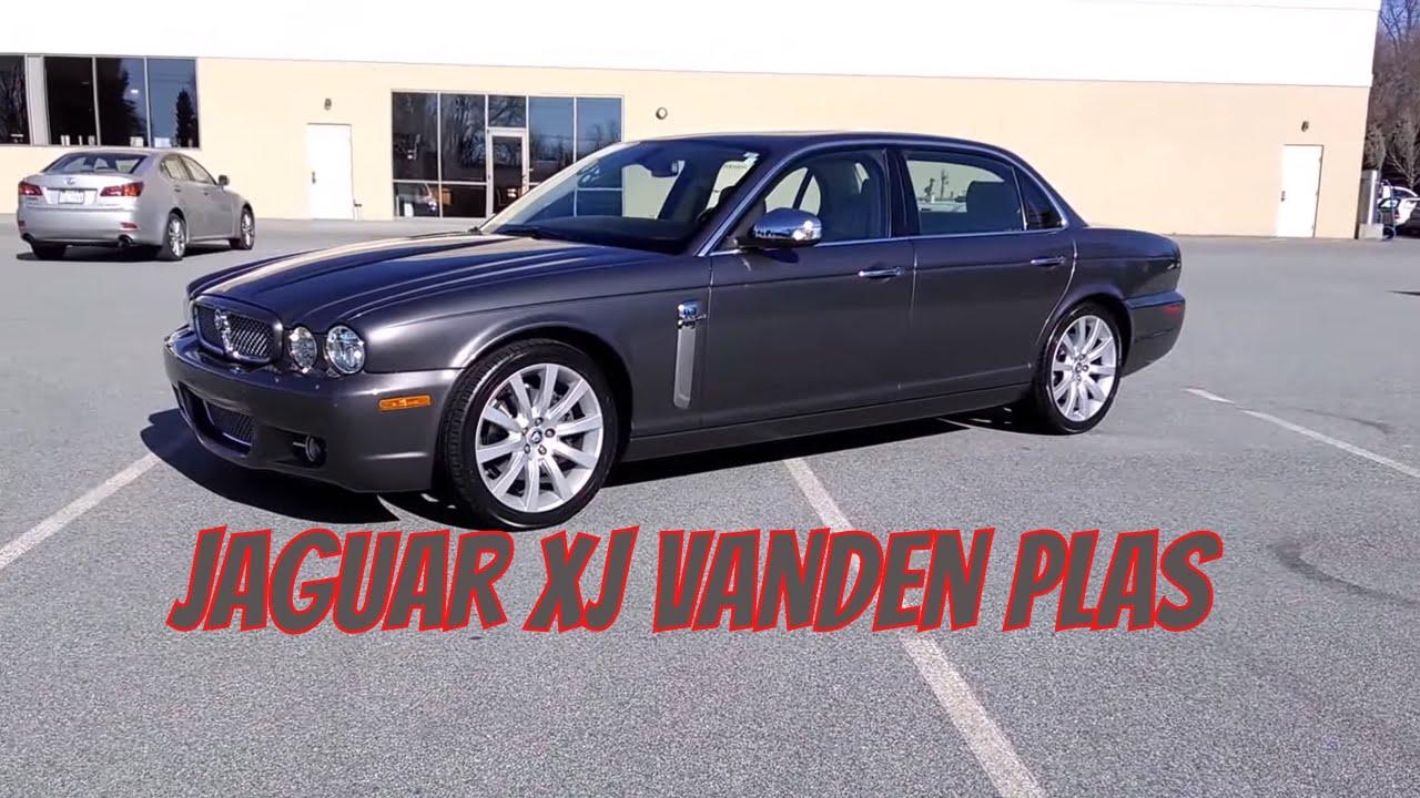 Jaguar XJ Vanden Plas Review  YouTube